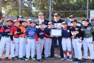 XV Edición de la Liga Linces de Beisbol