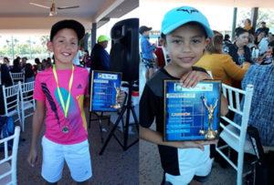 #IMUDEGfelicita a nuestros niños deportistas de#Tenis