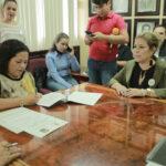 Renueva el Icatsin convenios de vinculación con el Ayuntamiento y organismos municipales