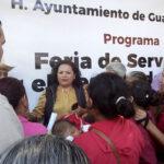 """""""Somos un gobiernocercano a la gente"""": Aurelia Leal"""