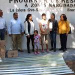 Inicia programa de Rescate de Zonas Marginadas