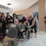 Fundación ROC WHEELS dona sillas de ruedas a niños de Guasave