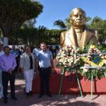 Convocan a defender soberanía y leyes del legado juarista