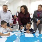 """""""Defenderé los derechos de los niños: Aurelia Leal"""