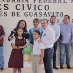 Anuncia la alcaldesa obras sin distinción de colores