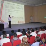 Exhortan a jóvenes a prevenir accidentes