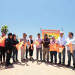 Dan banderazo a Operativo de Semana Santa en Bellavista