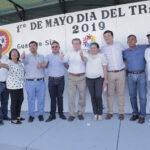 El Gobierno Municipal siempre respetarálos derechos de los trabajadores: Aurelia Leal López
