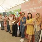 Bloquera apoya a familias de bajos recursos en El Burrión