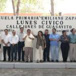 Invierten más de 5 millones de pesos en Callejones de Guasavito