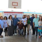 El Gobierno Municipal lleva salud y asistencia social a El Huitussi