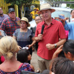 Gobernador anuncia obras para resolver de fondo las inundaciones