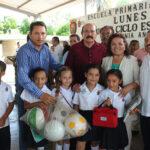 Gobierno Municipal invierte 13 mdp en escuelas de mayor marginación