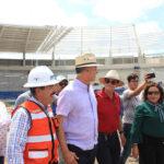 Avanza en un 60 por ciento la remodelación del Carranza Limón