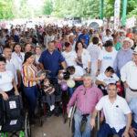 Acercan salud y apoyo social a las familias de Pueblo Viejo