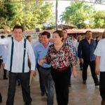 Invierten 513 mil pesos en la ETI 28; educación es prioridad: Aurelia Leal López