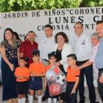 El Ayuntamiento da respuesta al Jardín de Niños Rodolfo T. Loaiza
