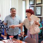 La alcaldesa y funcionarios atienden a los ciudadanos en las Audiencias Públicas