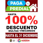 Ampliarán a todo diciembre los descuentos en el predial urbano