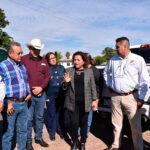Obras estratégicas serán una realidad para Guasave: Aurelia Leal