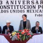 Es una gran responsabilidad cumplir con la Carta Magna: Gerardo Peñuelas