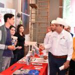 Inauguran la Feria Profesiográfica *El evento lo organiza la Dirección de Educación y el IMJU para orientar a los jóvenes