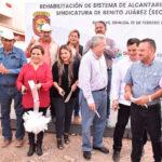 Invierten 8.3 MDP en rehabilitacion de drenaje en el Sector Batamote