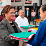 Bandera Nacional es elemento de unidad y soberanía: Efraín Zavala