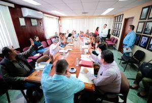 Acuerdan en el Cabildo fortalecer acciones preventivas contra el COVID19