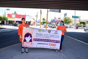 El Municipio se suma a la prevención de la violencia contra las mujeres