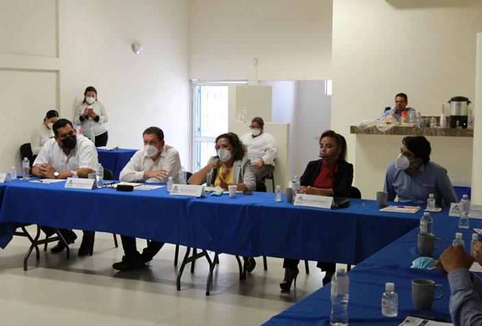 Alcaldesa destaca más de 250 MDP en obras en esta administración