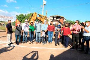 Avanza el rescate del sistema de drenaje en el municipio