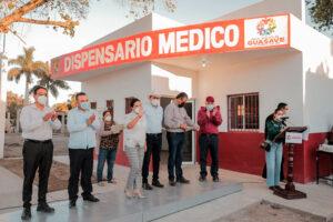 Anuncia la alcaldesa paquete de 23.2 MDP en obras para la sindicatura de Tamazula