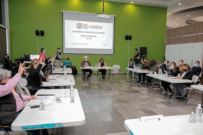 El Cabildo vota a favor de iniciativa de municipalización de Juan José Ríos