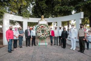 Celebremos la Independencia, en un frente común contra la pandemia: Francisco Javier Flores