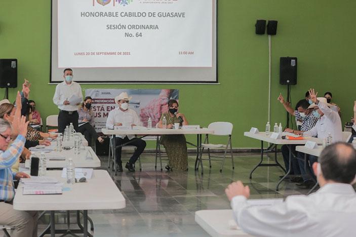 Nuevo Reglamento Interior del Ayuntamiento de Guasave, dará más eficiencia administrativa