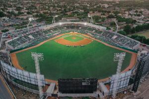 El Club Algodoneros abre temporada con fuerte control sanitario en el Carranza Limón (Kuroda Park)