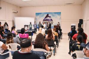"""El IMJU Guasave pone en marcha el Taller de Emprendimiento """"Imagina, Crea y Emprende"""""""