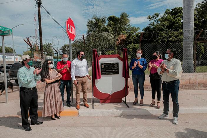 El Ayuntamiento de Guasave invierte casi 4 MDP en nuevos pavimentos en El Caimanero y León Fonseca